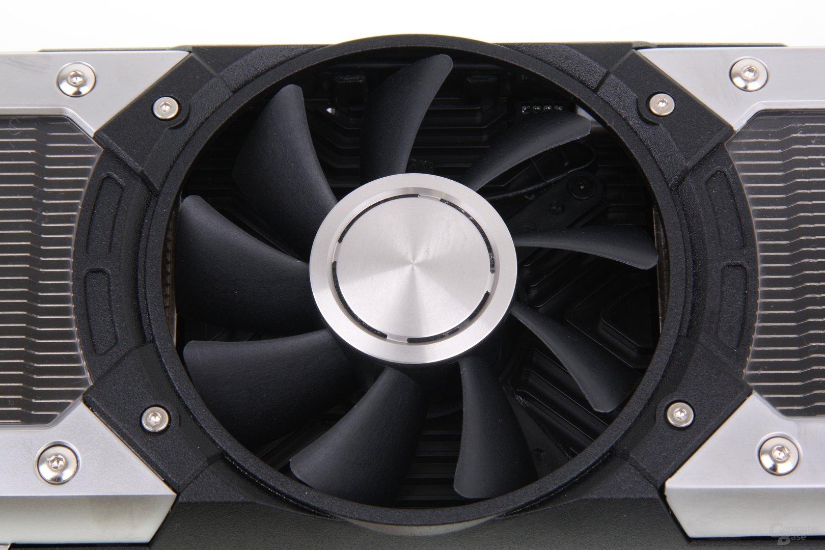 GeForce GTX 690 Lüfter