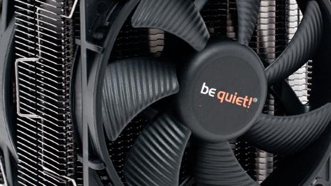 be quiet! Dark Rock Pro 2 im Test: Leise Wiederbelebung