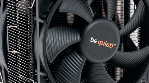 be quiet! Dark Rock Pro 2 im Test: Leise Wiederbelebung