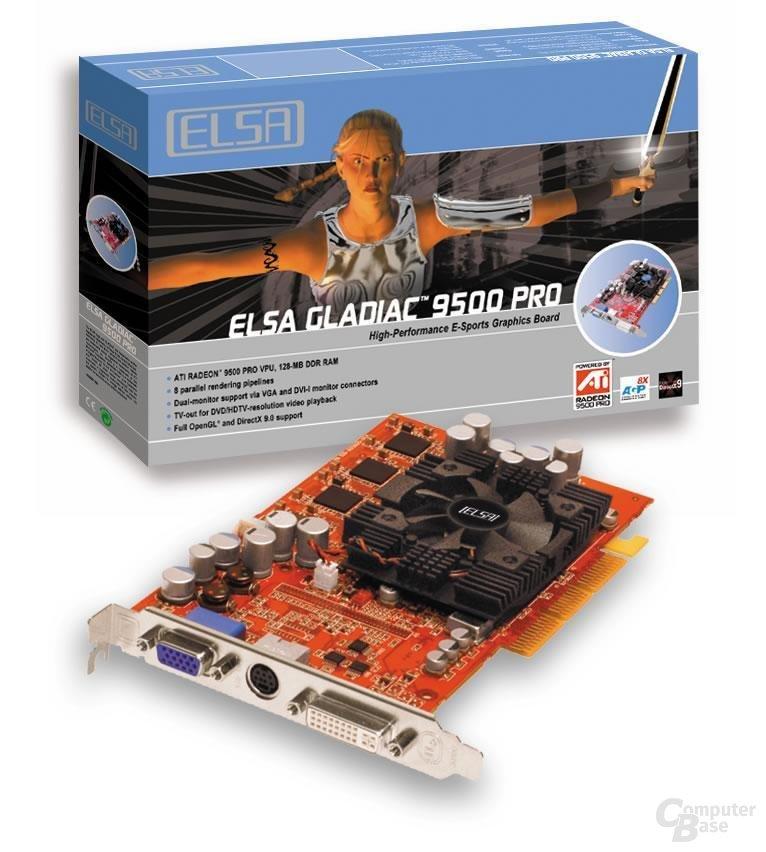 ELSA Gladiac 9500 Pro