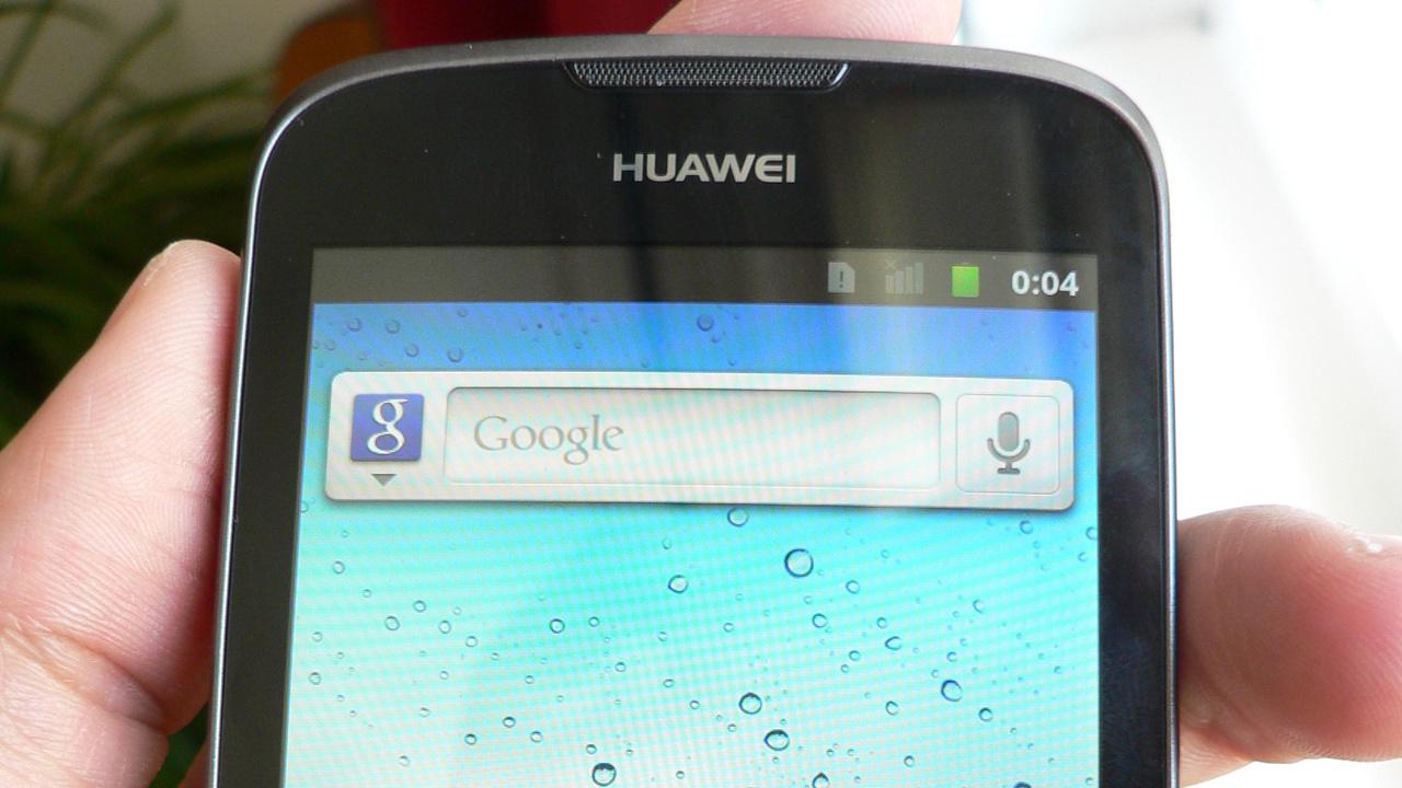 Huawei Ascend G300 Ersteindruck: Erste Eindrücke vom günstigen Smartphone