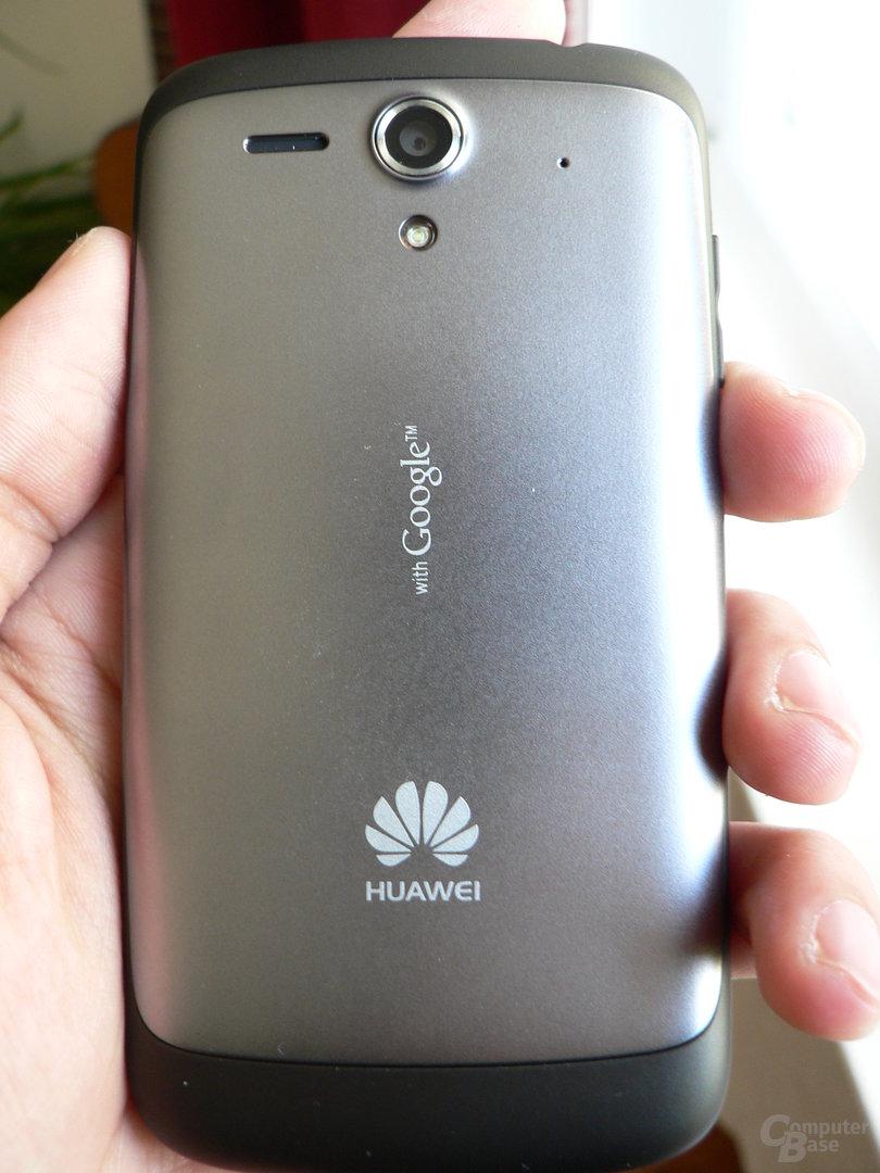 Ersteindruck: Huawei Ascend G300