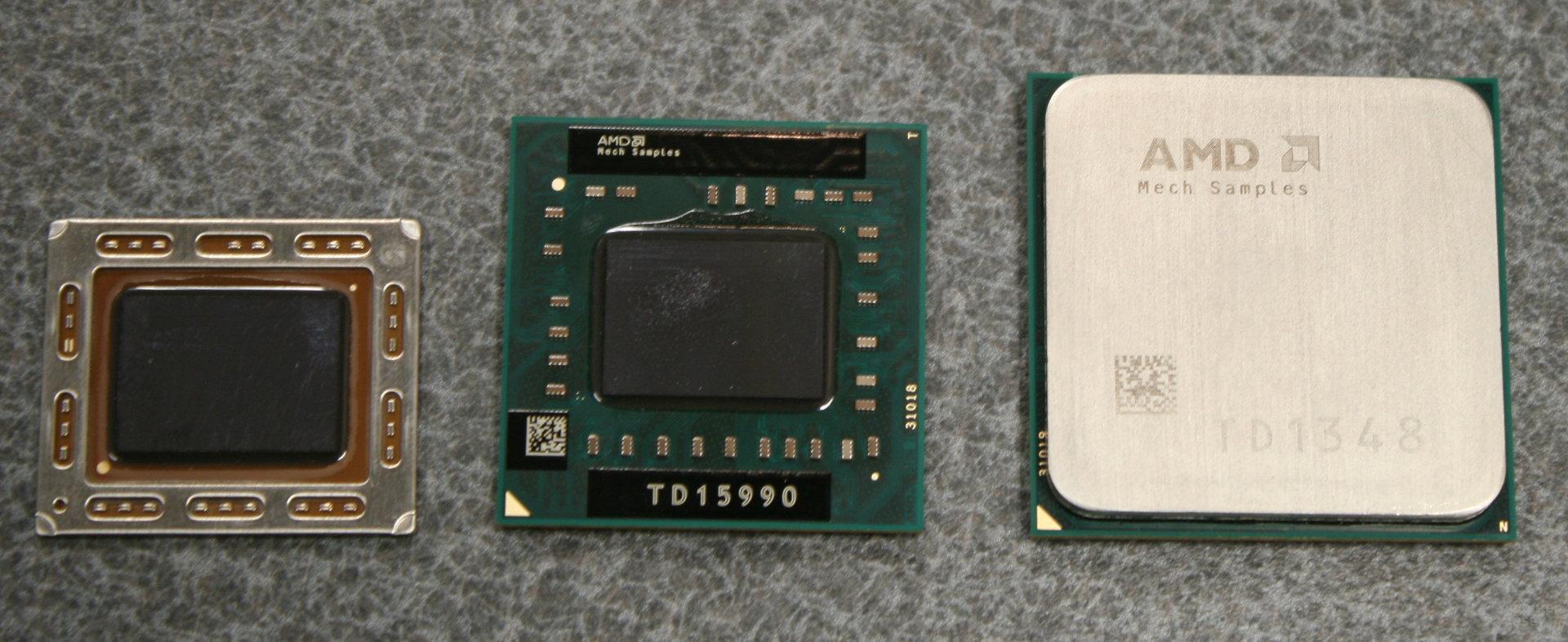 Drei APUs - Zwei fürs Notebook und einer für Desktop