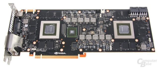 GeForce GTX 690 ohne Kühler