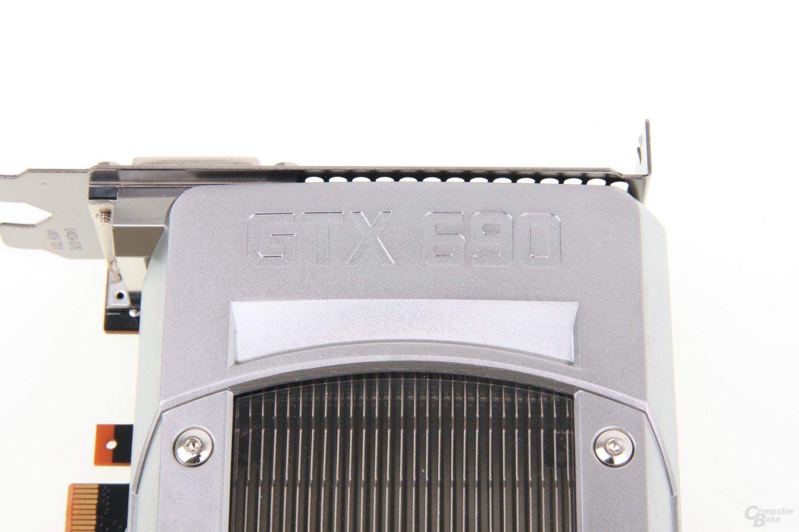 GeForce GTX 690 Logo