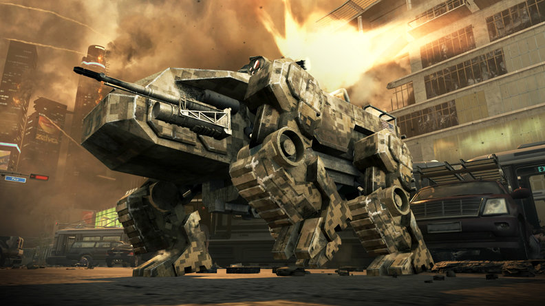 Call of Duty: Black Ops II - CLAW