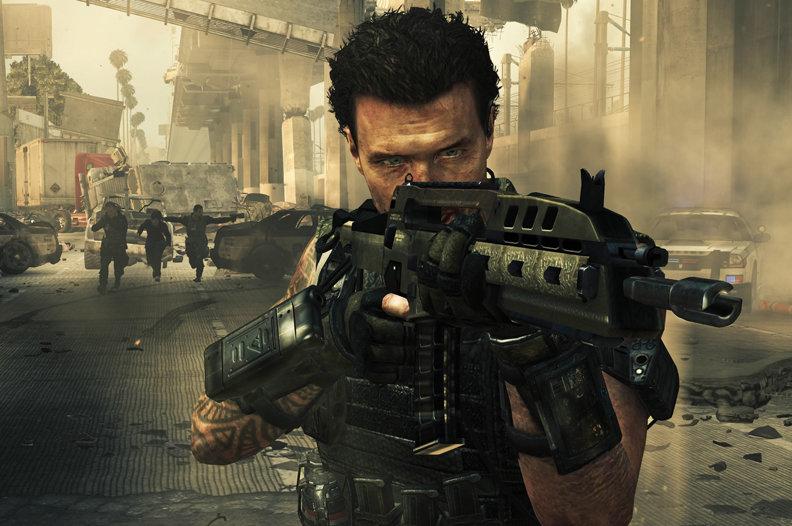Call of Duty: Black Ops II - Harper
