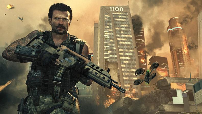 Call of Duty: Black Ops II - Los Angeles