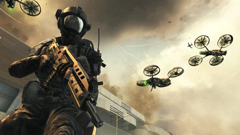 Call of Duty: Black Ops II - QUADROTOR