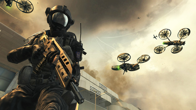 Call of Duty: Black Ops II - QUADROTOR