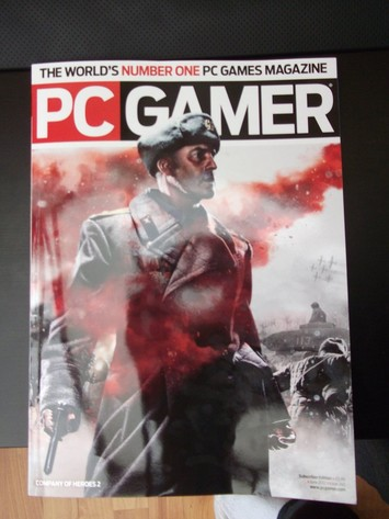 Cover der PC-Gamer