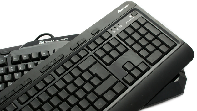 Sharkoon Skiller und Nightwriter im Test: Zwei Tastaturen, zwei Zielgruppen
