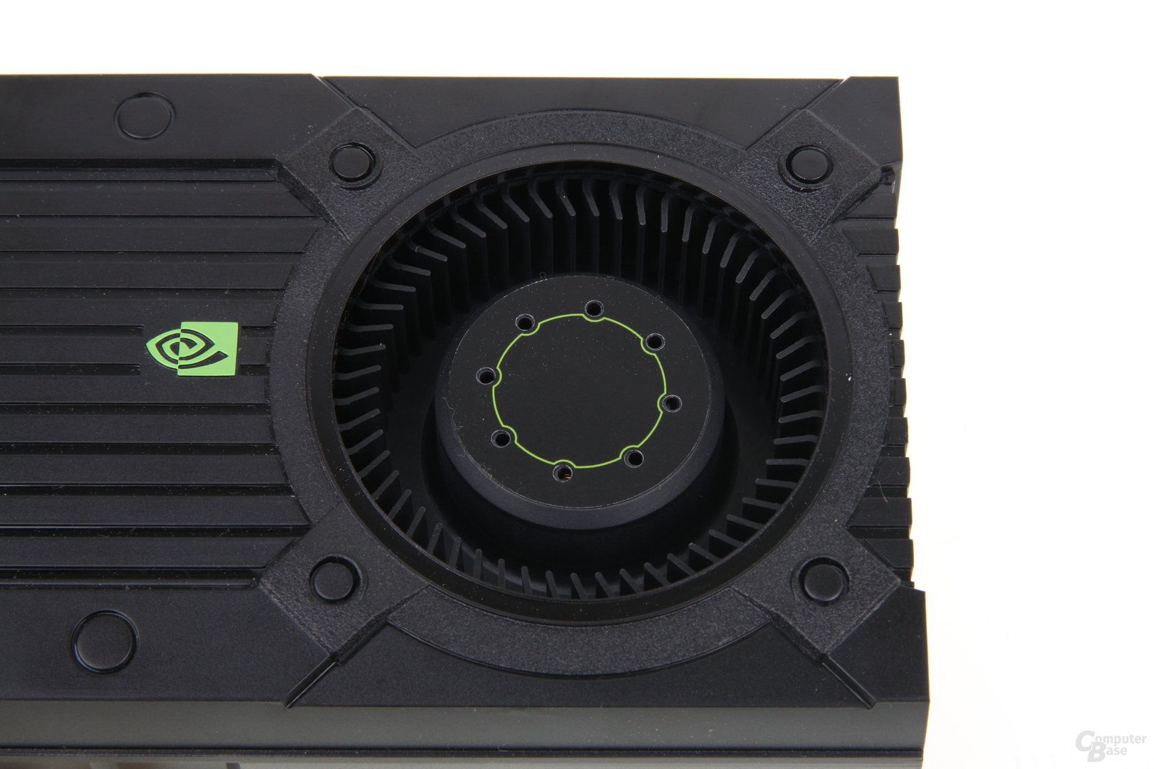 GeForce GTX 670 Lüfter