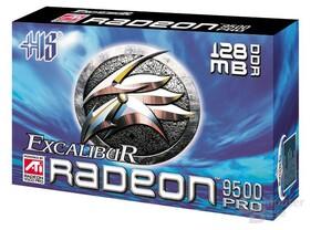 HIS Radeon 9500 Pro