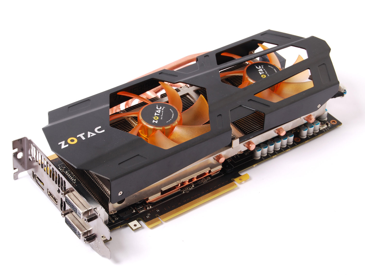 Zotac GeForce GTX 680 AMP! Edition