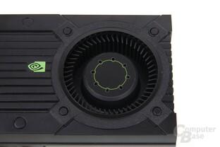GeForce GTX 670 Lüfter