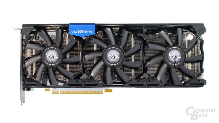 KFA² GeForce GTX 680 LTD OC