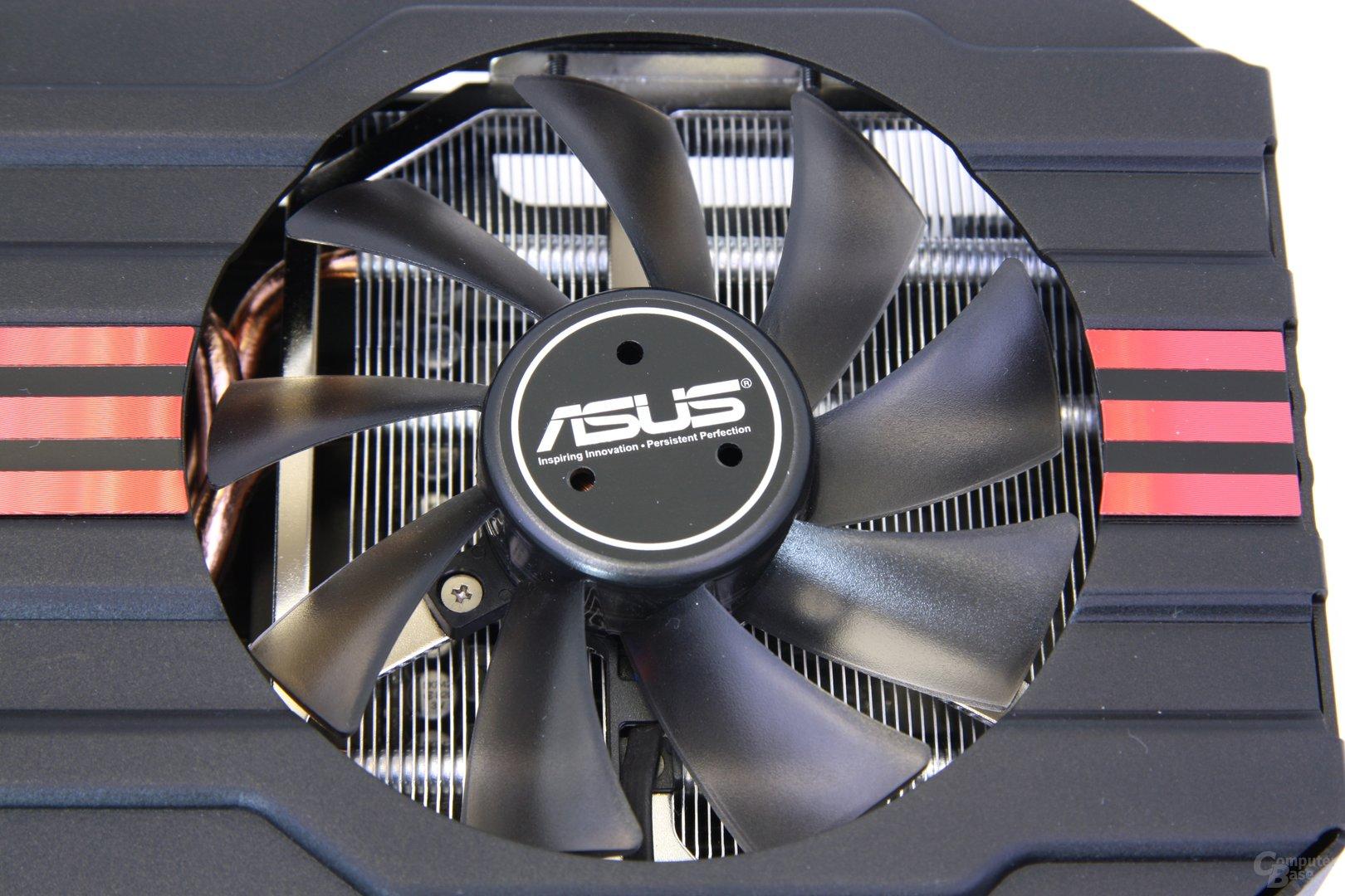 Radeon HD 7970 DCII Lüfter
