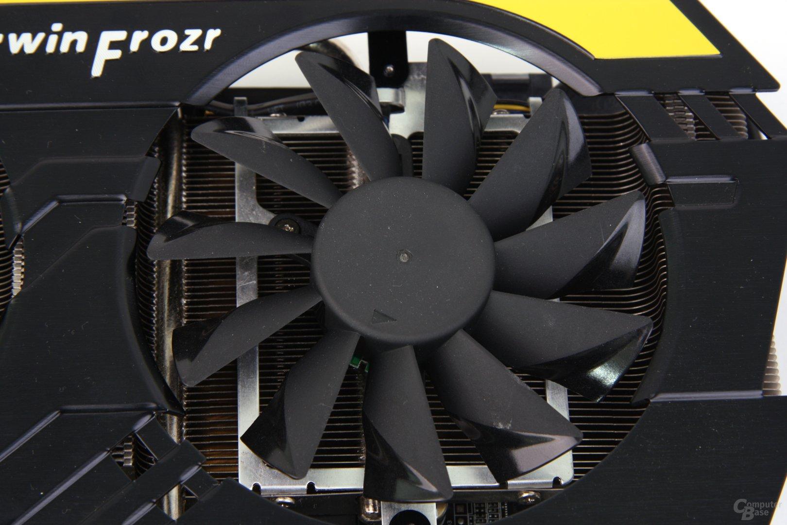 Radeon HD 7970 Lightning Lüfter