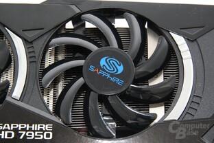 Radeon HD 7950 OC Lüfter