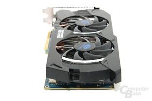 Radeon HD 7950 OC von hinten