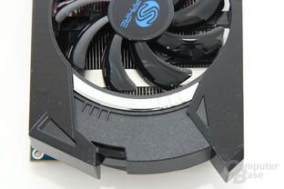 Radeon HD 7950 OC von oben