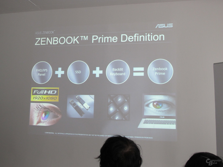 Definition Zenbook Prime