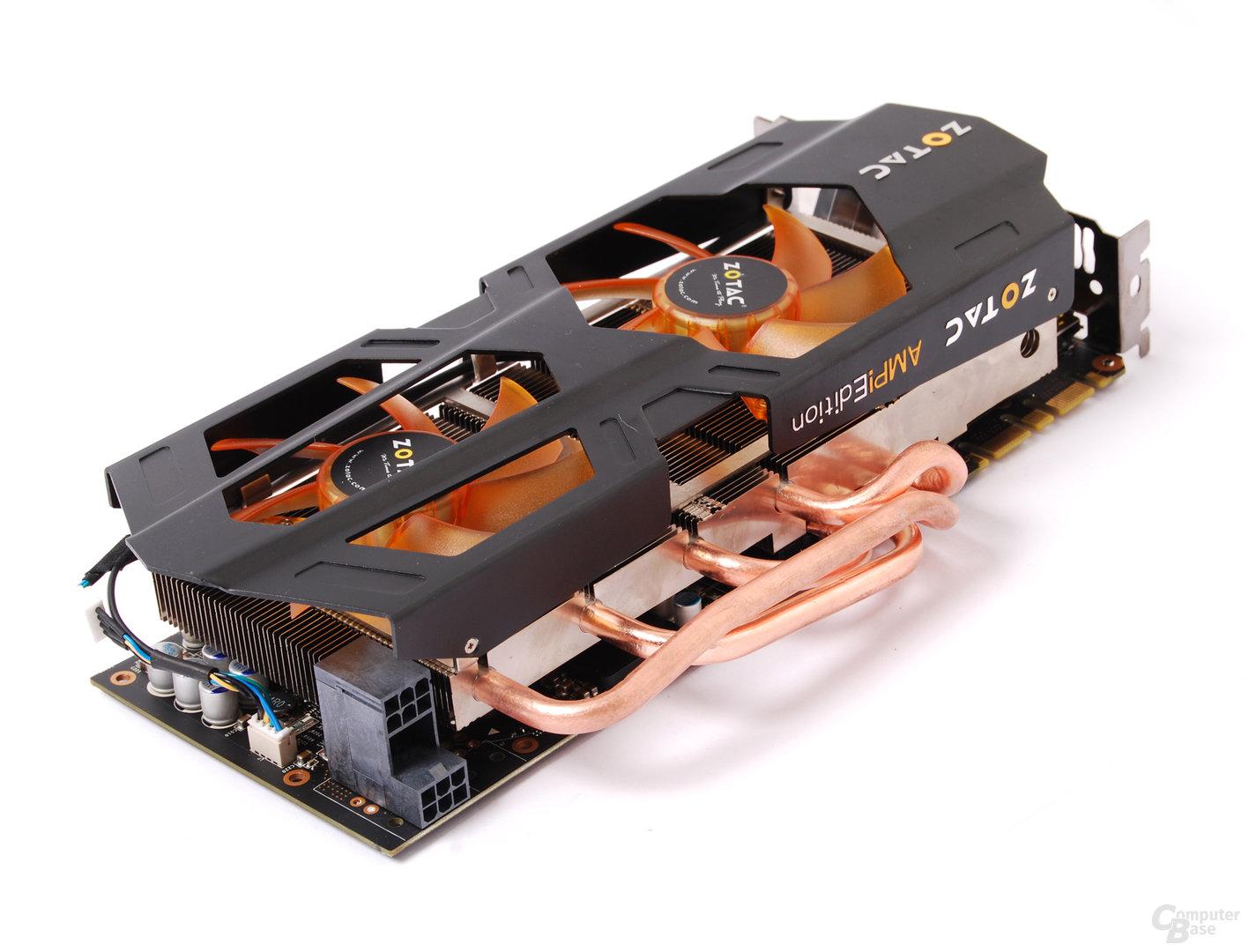 Zotac GeForce GTX 670 AMP!