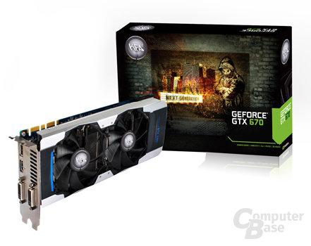 KFA² GeForce GTX 670