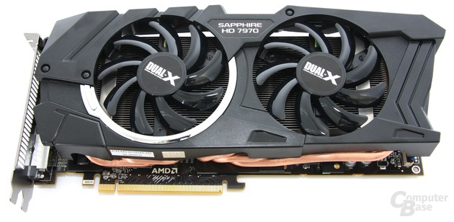 Sapphire Radeon HD 7970 OC
