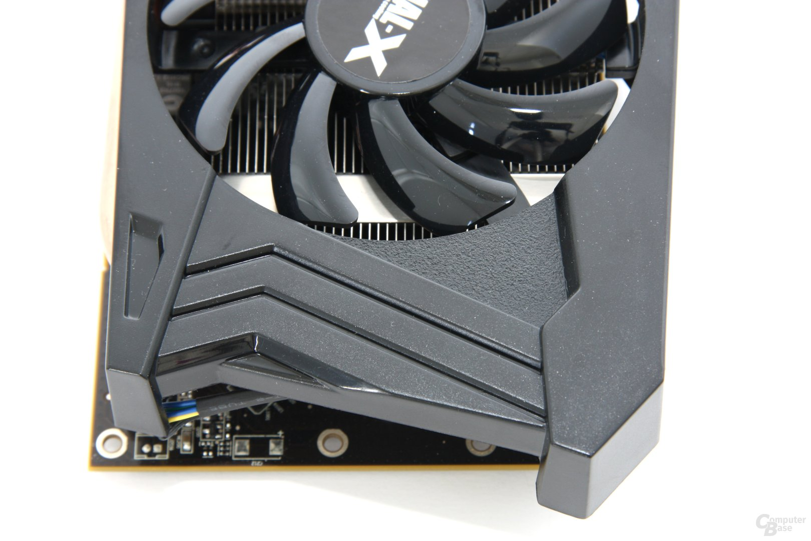 Radeon HD 7970 OC von oben