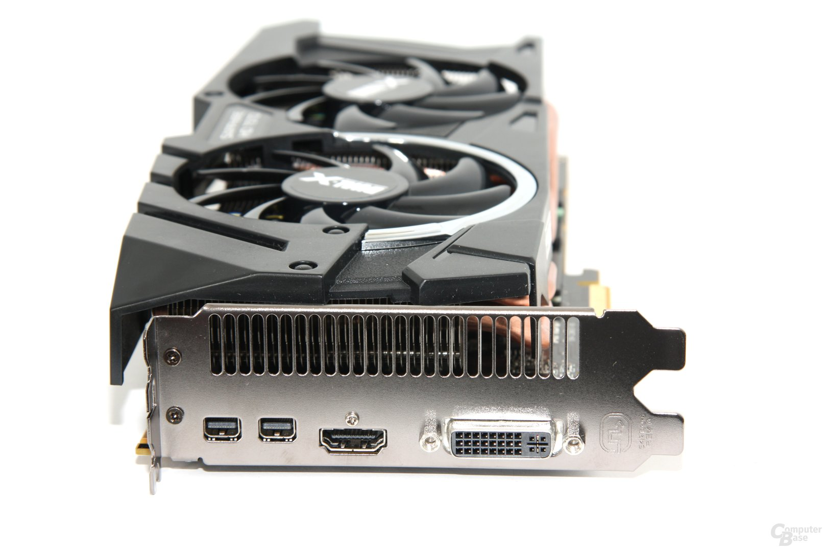 Radeon HD 7970 OC Slotblech