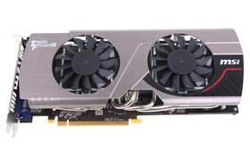 MSI Radeon HD 7950 TFIII