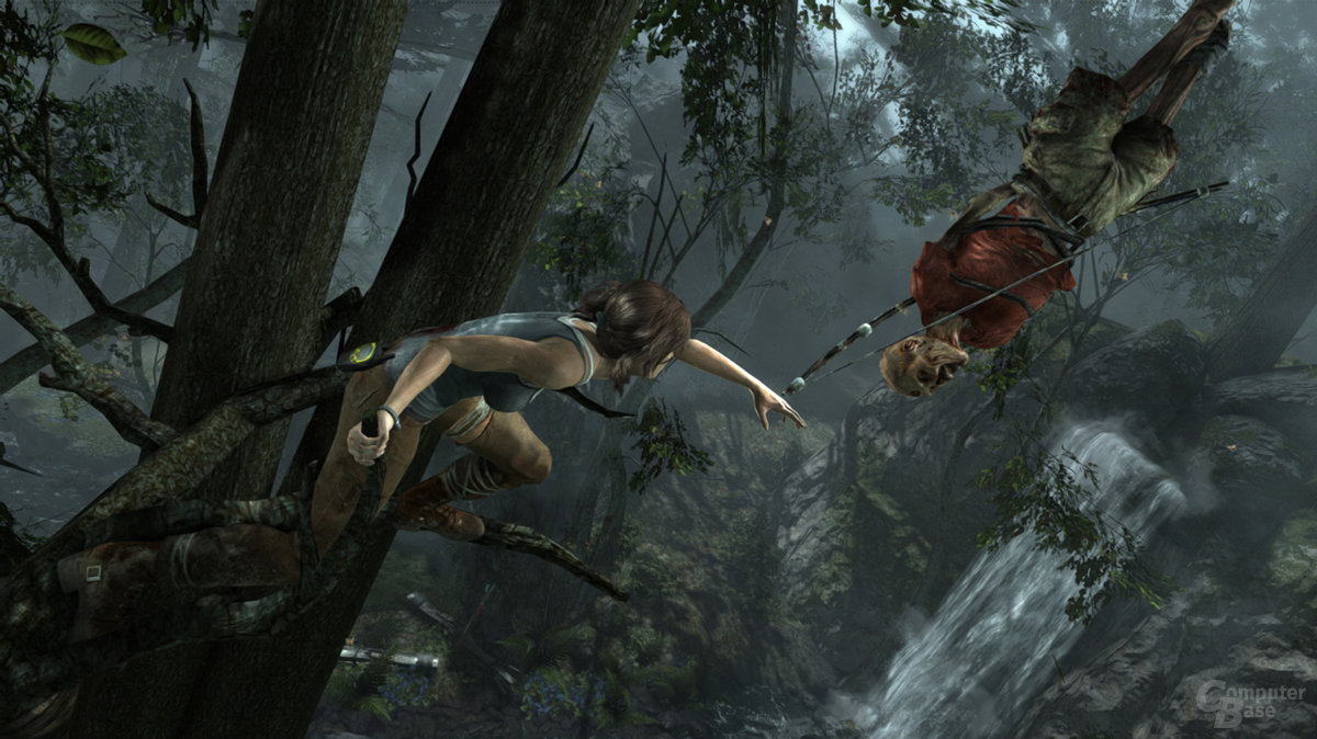 Tomb Raider - The Reach