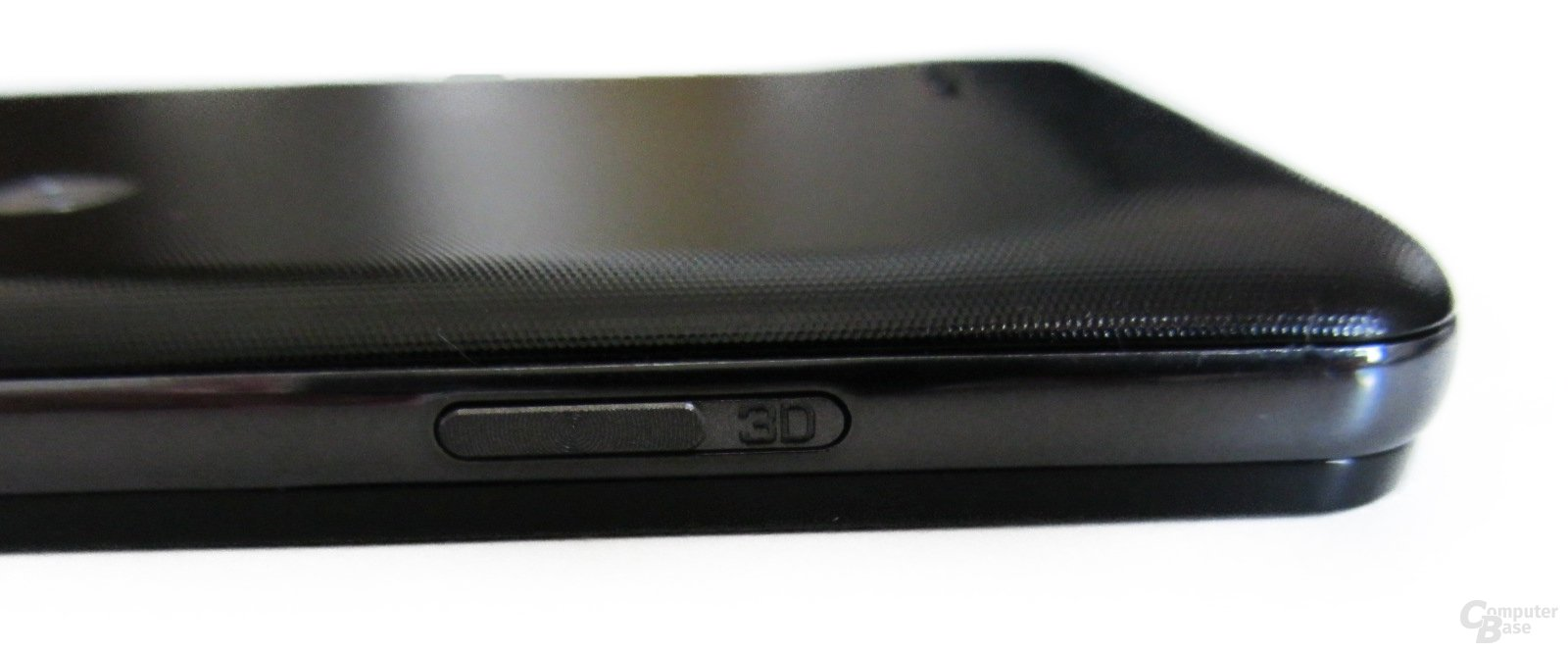 3D-Knopf des LG Optimus 3D Max
