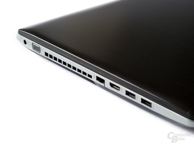 VGA, Ethernet, HDMI, USB 3.0