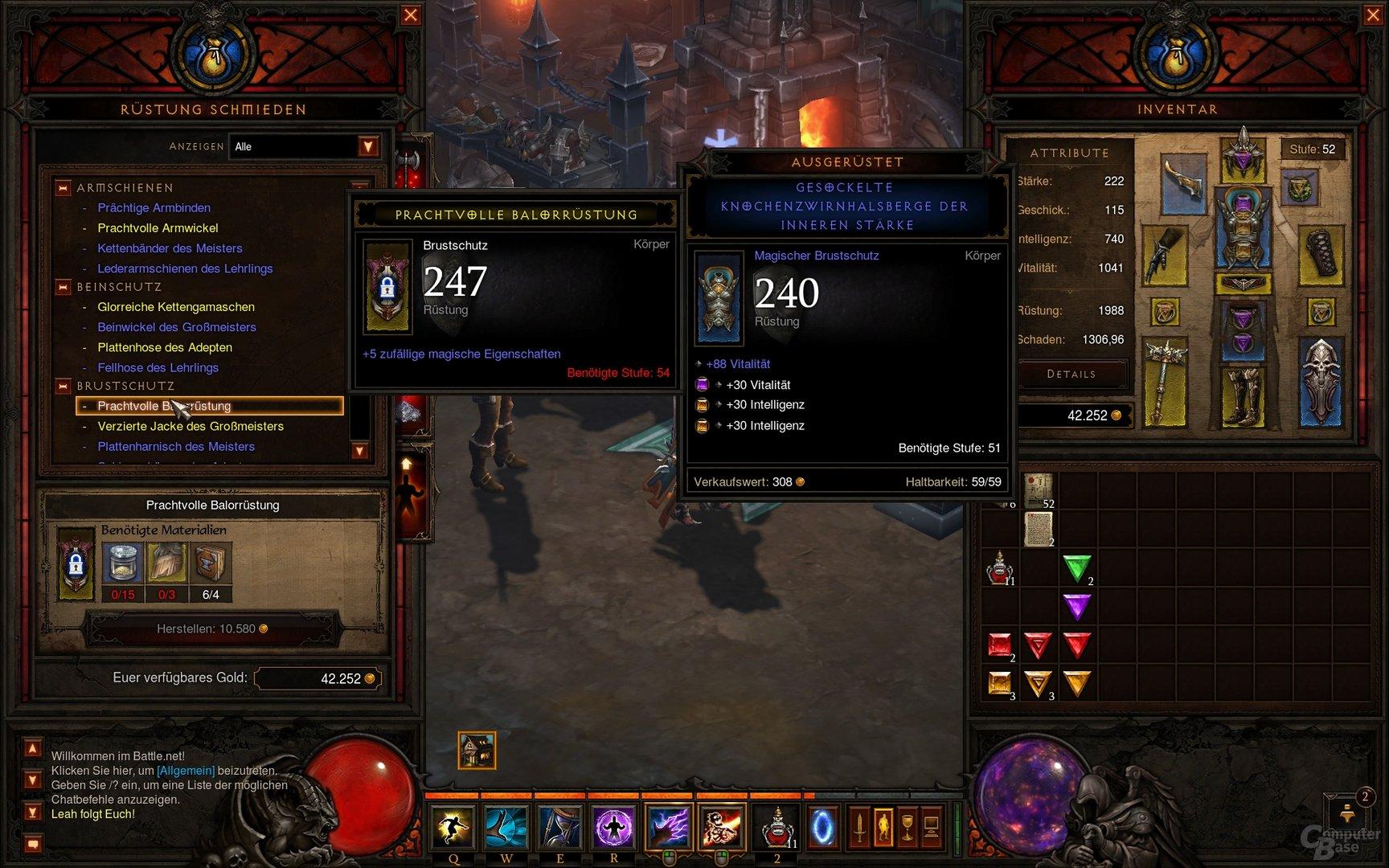 Diablo 3 – Crafting