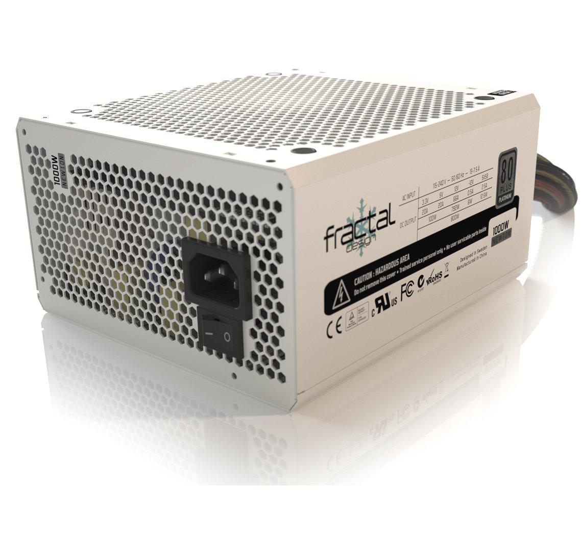 Fractal Design Newton R3 (1.000 W) weiß