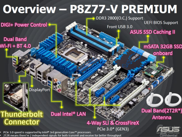 Asus P8Z77-V Premium