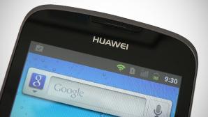 Huawei Ascend G300 im Test: Viel Smartphone mit Android für wenig Geld
