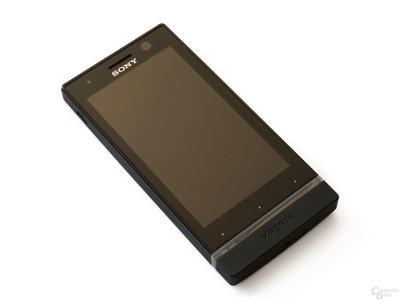 Sony Xperia U (Bild 2/30) - ComputerBase