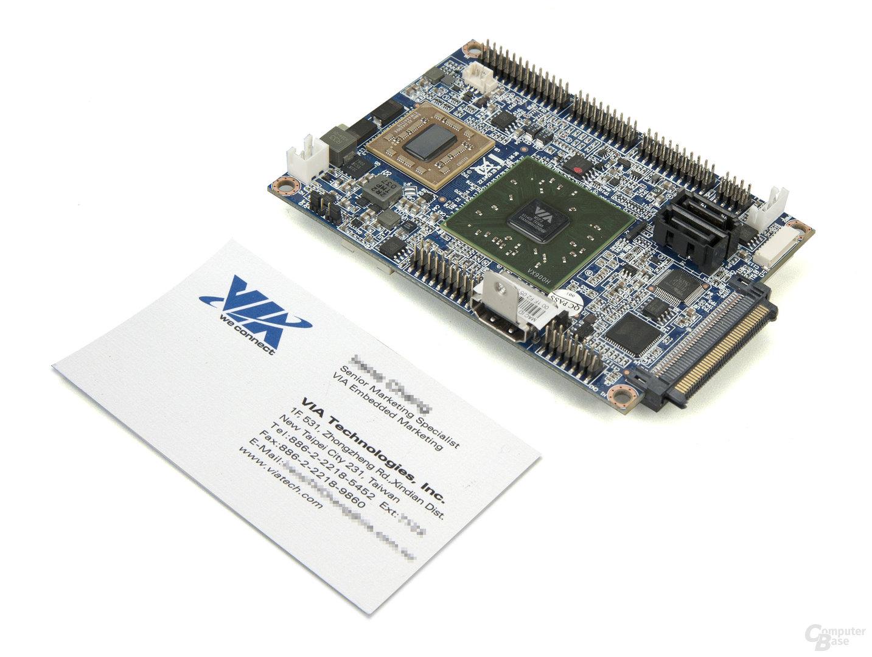 VIA AMOS-3002 mit EPIA P900