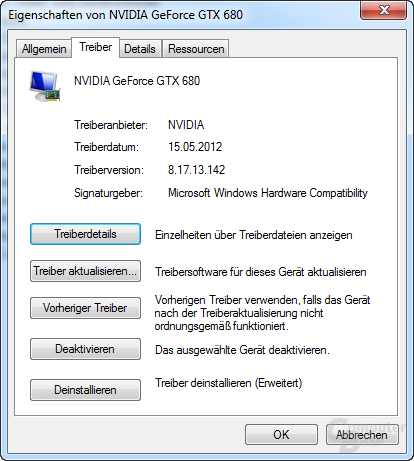 Nvidia GeForce 301.42 WHQL