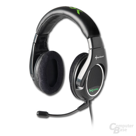 Sharkoon X-Tatic Digital Headset