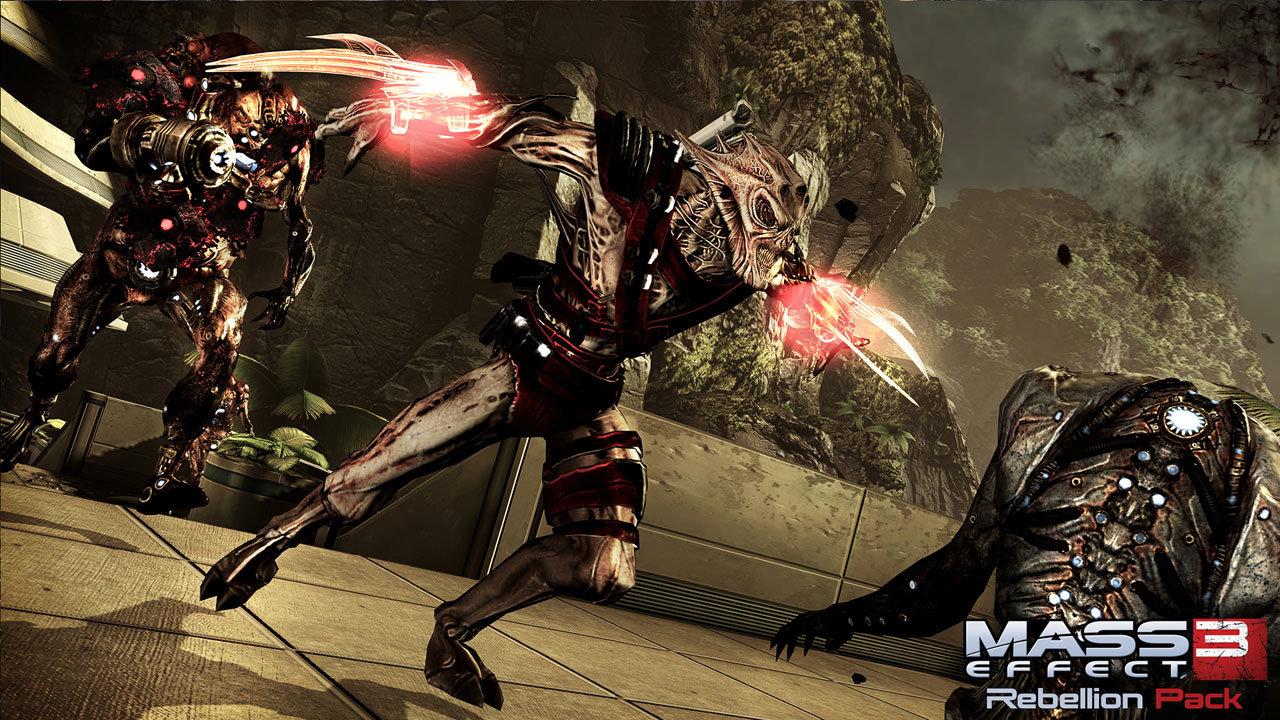 Mass Effect 3 - Rebellion DLC