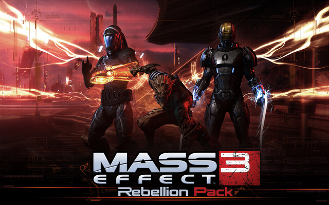 Mass Effect 3 - Rebellion DLC