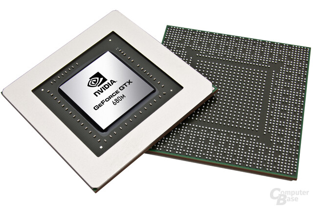 GeForce GTX 680M