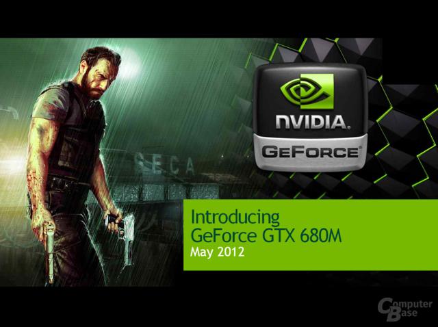 Nvidia GeForce GTX 680M