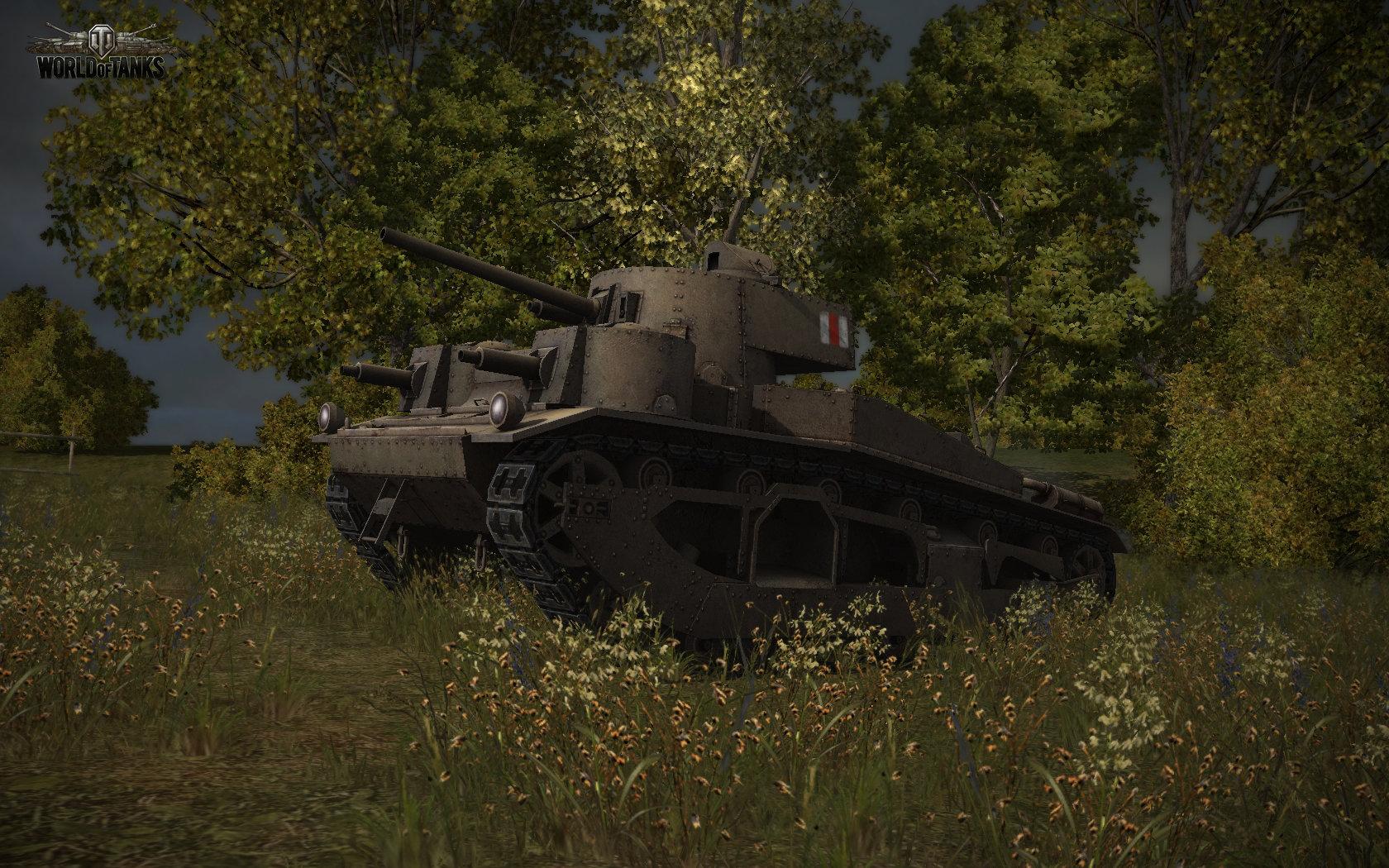Vickers Medium Mark III