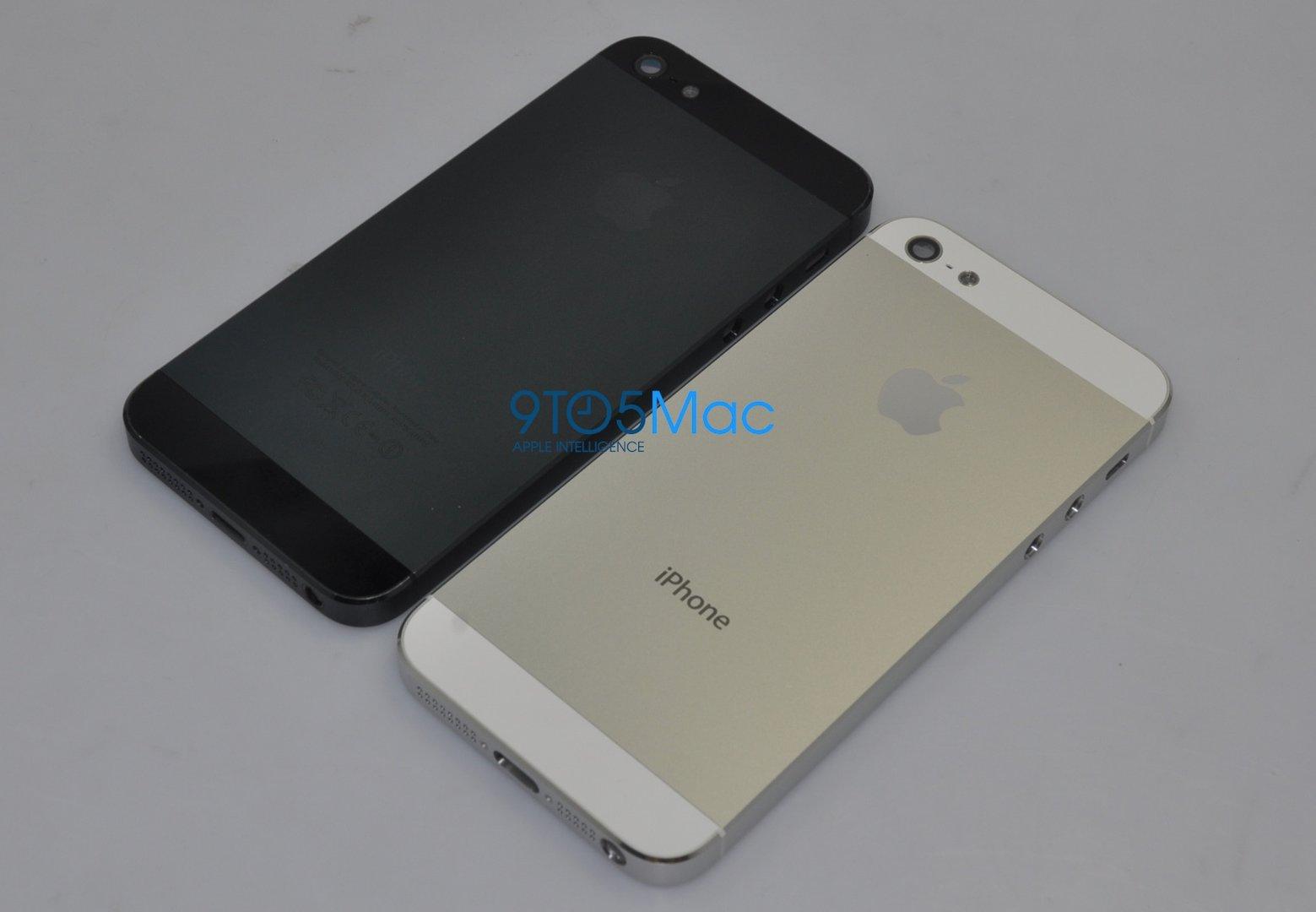 Gehäuserückseite des nächsten iPhones?